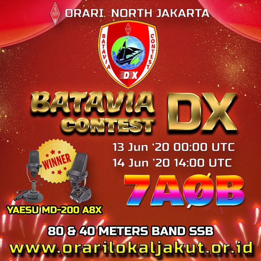 Batavia DX Contest