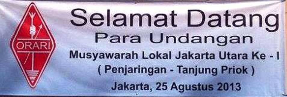 Muslok I ORARI Lokal Jakarta Utara